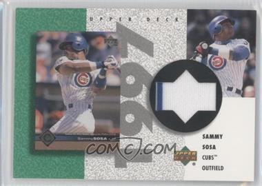 2002 Upper Deck Authentics [???] #R-SS - Sammy Sosa