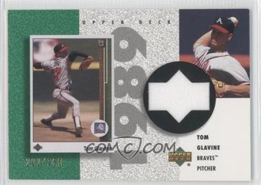 2002 Upper Deck Authentics [???] #R-TG - Tom Glavine /350