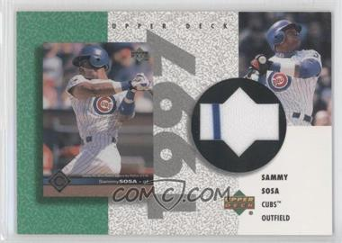 2002 Upper Deck Authentics Retro UD Jerseys Non-Numbered #R-SS - Sammy Sosa