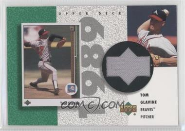 2002 Upper Deck Authentics Retro UD Jerseys Non-Numbered #R-TG - Tom Glavine