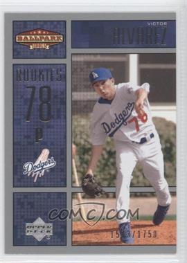 2002 Upper Deck Ballpark Idols [???] #216 - Victor Alvarez /1750