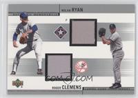 Nolan Ryan, Roger Clemens
