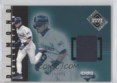 2002 Upper Deck Diamond Connection - [Base] #545 - Ichiro /775