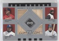 Sammy Sosa, Mark McGwire, Ken Griffey Jr., Jason Giambi
