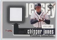 Chipper Jones /100