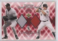 Frank Thomas, Magglio Ordonez /450