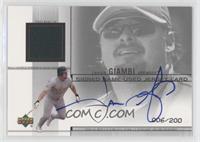 Jason Giambi /200