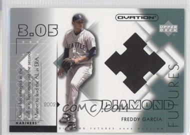 2002 Upper Deck Ovation [???] #DF-FG - Freddy Garcia
