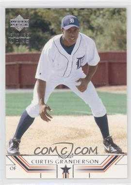 2002 Upper Deck Prospect Premieres #14 - Curtis Granderson