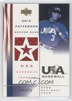 Eric Patterson /475