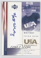 Matthew Whitney /375
