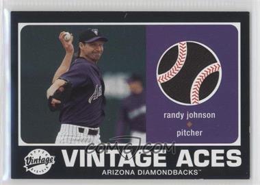 2002 Upper Deck Vintage - Vintage Aces #A-A-RJ - Randy Johnson