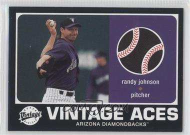 2002 Upper Deck Vintage [???] #A-A-RJ - Randy Johnson