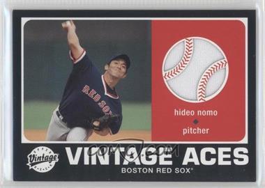 2002 Upper Deck Vintage [???] #A-HN - Hideo Nomo