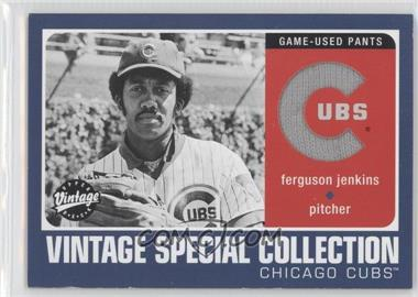 2002 Upper Deck Vintage Special Collection #S-FJ - Fergie Jenkins