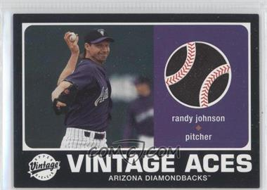 2002 Upper Deck Vintage Vintage Aces #A-A-RJ - Randy Johnson