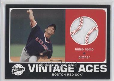 2002 Upper Deck Vintage Vintage Aces #A-HN - Hideo Nomo