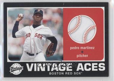 2002 Upper Deck Vintage Vintage Aces #A-PM - Pedro Martinez