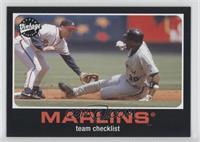Miami Marlins (Florida Marlins) Team