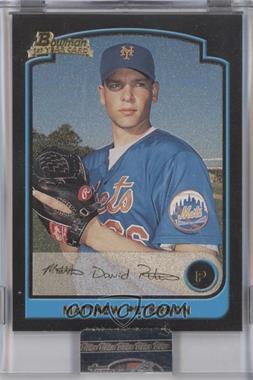 2003 Bowman - [Base] - Metallic Gold #280 - Matthew Peterson /230