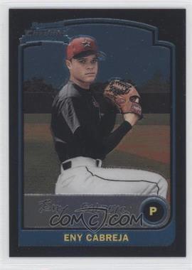 2003 Bowman Chrome #190 - Enos Cabell