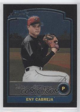 2003 Bowman Chrome #190 - Eny Cabreja
