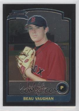 2003 Bowman Draft Picks & Prospects Chrome #BDP53 - Benny Valenzuela