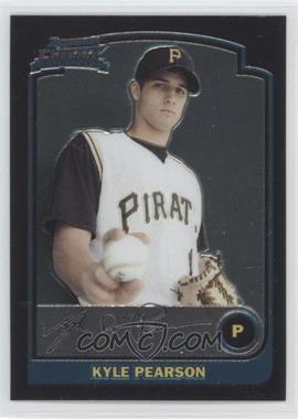 2003 Bowman Draft Picks & Prospects Chrome #BDP91 - Kyle Pearson