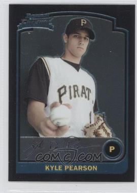 2003 Bowman Draft Picks & Prospects Chrome #BDP91 - Kyle Pearson