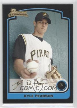 2003 Bowman Draft Picks & Prospects Gold #BDP91 - Kyle Pearson