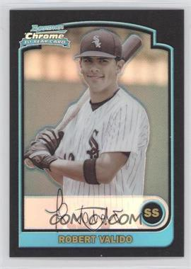 2003 Bowman Draft Picks & Prospects Refractor #BDP85 - [Missing]