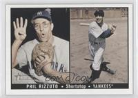 Phil Rizzuto (Double Image)