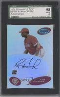 Ryan Howard [SGC 98]