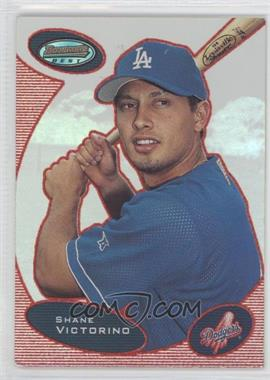 2003 Bowman's Best Red #BB-SV - Shane Victorino /50
