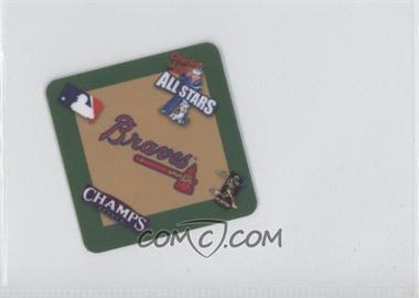 2003 Cracker Jack All Stars - Food Issue [Base] #N/A - Chipper Jones