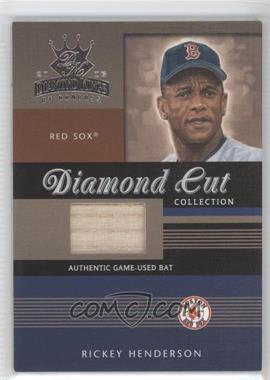 2003 Donruss Diamond Kings [???] #DC-82 - Rickey Henderson /500