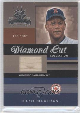 2003 Donruss Diamond Kings Diamond Cut Collection #DC-82 - Rickey Henderson /500