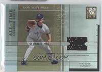 Don Mattingly /250