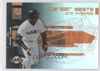 Barry Bonds /370