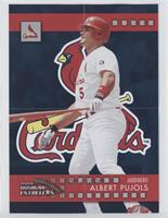 Albert Pujols Base/Checklist