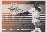 Barry Bonds /500