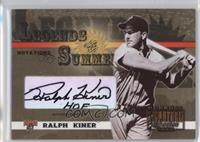 Ralph Kiner /200