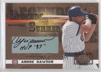 Andre Dawson /250