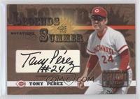 Tony Perez /250