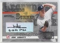 Jim Abbott /100
