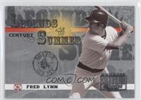 Fred Lynn /100