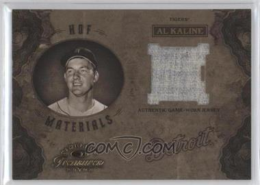 2003 Donruss Timeless Treasures HOF Materials #HOF-25 - Al Kaline /100