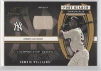 Bernie Williams /100