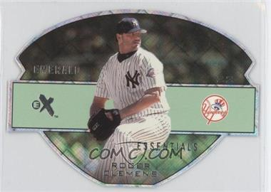 2003 EX Emerald Essentials #9EE - Roger Clemens