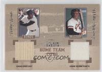 Barry Bonds, Willie McCovey